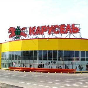 Гипермаркеты Вавожа