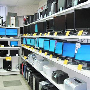 Компьютерные магазины Вавожа