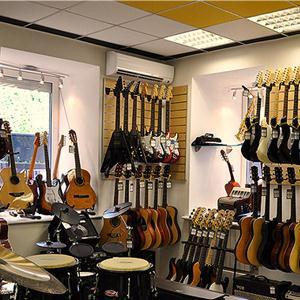 Музыкальные магазины Вавожа