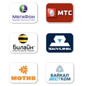 Операторы сотовой связи Вавожа