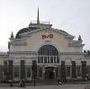 Железнодорожные вокзалы в Вавоже