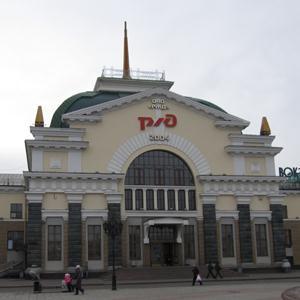 Железнодорожные вокзалы Вавожа